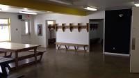 Salle commune du Chalet des sports
