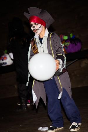 Bal de l'Halloween