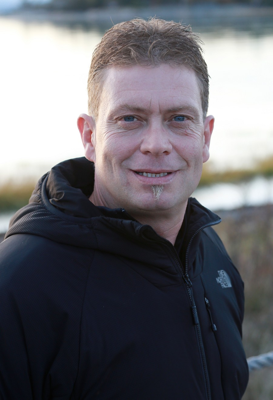 Stéphane Fraser 2018