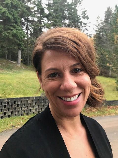 Isabelle Paquin, Coordonnatrice aux loisirs, culture et vie communautaire