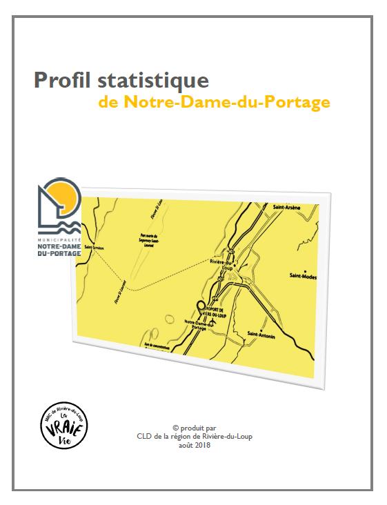 Profil statistiques NDDP 2018