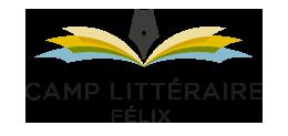 Logo camp littéraire Félix