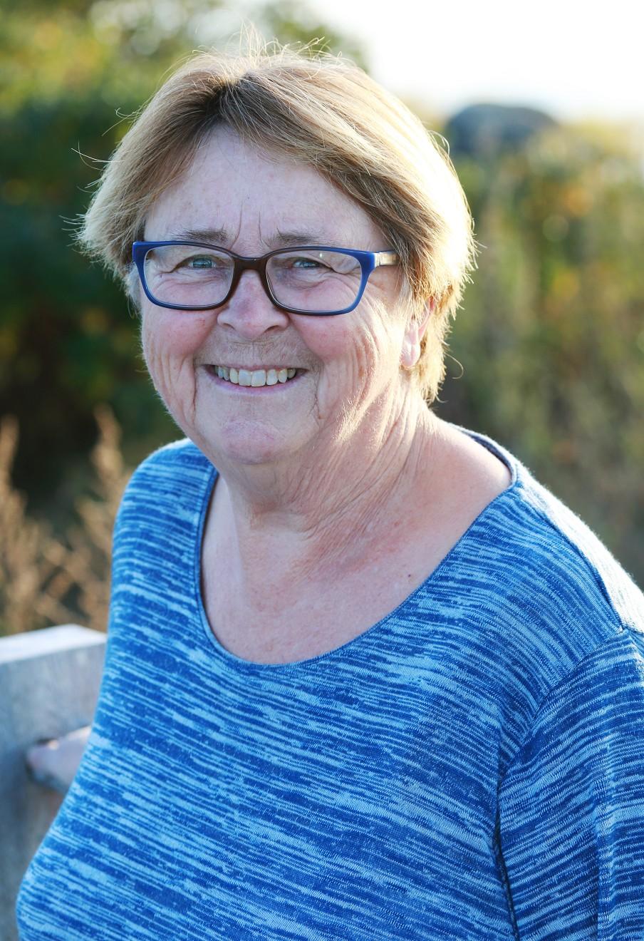 Jacqueline Poirier 2018